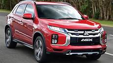 mitsubishi asx 2019 facelift revealed car news carsguide