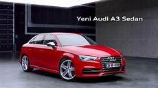 yeni audi a3 sedan reklamı