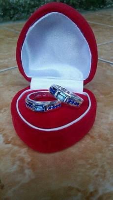 kode p75 king saphir cincin tunangan pernikahan forever harga 650 000 cincin bahan perak murni