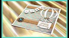 Basteln Mit Papier Karten Basteln 7 F 252 R Geburtstag