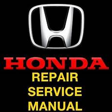 service and repair manuals 1997 honda accord parental controls honda accord 1994 1995 1996 1997 repair service manual ebay