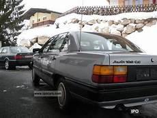 1986 Audi 100 Cc Car Photo And Specs