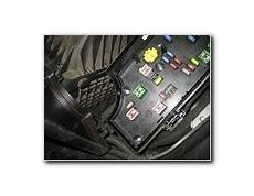 2011 dodge avenger fuse box diagram dodge avenger electrical fuse replacement guide 2011 to 2014 model years picture illustrated