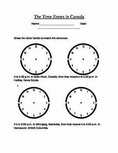 time zones esl worksheets 3790 time zone worksheet by teachers pay teachers