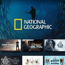 list of national geographic content on disney plus
