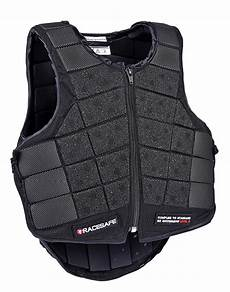 fahrradsitz römer jockey comfort racesafe jockey vest level 2 black protectors for