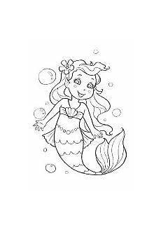Malvorlagen Kinder Pdf Ps4 Ausmalbilder Meerjungsfrauen Nixen Arielle