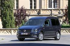 New Vw Caddy Tgi Is The To Combine Gas
