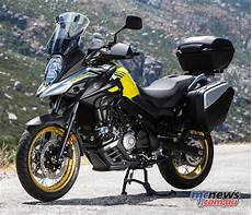 New 2017 Suzuki V Strom 650 And 650xt Mcnews Au