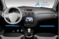 interieur citroen c2 de dje dje tuning virtuel