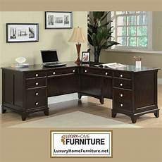 home office furniture michigan get the perfect office desk garson walnut pedestal desk