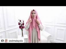 Oki Setiana Dewi Tutorial Jilbab Syar I Segi Empat 07