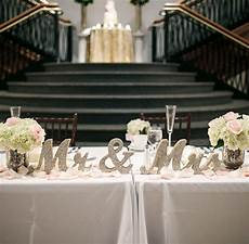 sweetheart table ideas for the and groom mr