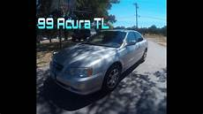 99 acura tl review youtube