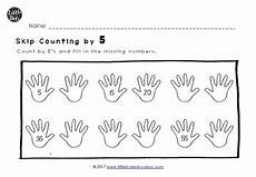 skip counting by 5 worksheets for kindergarten 12018 skip counting by 2 5 and 10 worksheets for kindergarten to grade 1