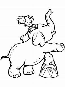Malvorlagen Zirkus Circus For Circus Coloring Pages