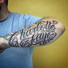 60 Name Tattoos For Lettering Design Ideas