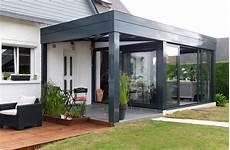modele de veranda contemporaine r 233 alisations de verandas en bois en aluminium et 224