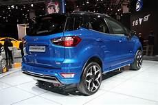Ford Ecosport Restyl 233 Un Beau Progr 232 S Vid 233 O En Direct