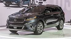 2019 Kia Sorento Gets New Styling And Features Turbo 4