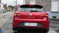 seat 5f facelift rear us with brake lights