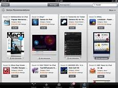 apple adds genius tab to ipad app store mac rumors