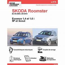 Revue Technique Skoda Roomster Essence Rta Site