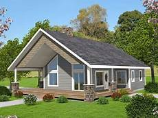 lake house plans with wrap around porch 012h 0266 cozy vacation cabin with wrap around porch