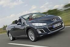 Peugeot Cabrio Neue Modelle - viersitzer cabrios sommer 2017 bilder autobild de
