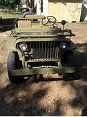 Cars  1941 Willys MB Slat Grill Jeep