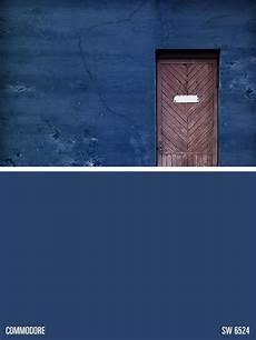 sherwin williams blue paint color commodore sw 6524 brilliant blue paint colors