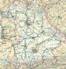 Diercke Weltatlas Kartenansicht Bayern Wirtschaft