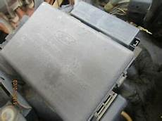 92 ford fuse box 92 93 94 95 96 ford f150 bronco power distribution fuse box underhood used ebay