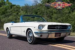 "1965 Ford Mustang D Code Convertible ""64&189"" Production"