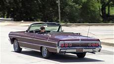 1964 Chevrolet Impala Convertible Classic Test Drive Up