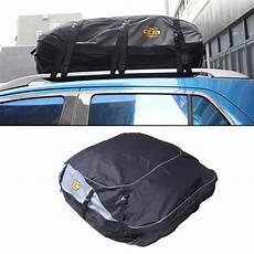 130 100 45cm cargo roof top carrier bag rack storage luggage rooftop waterproof ebay