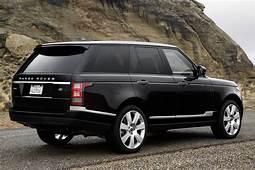 2013 Land Rover Range Autobiography Edition