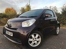 toyota iq automatic 1 litre with service history in