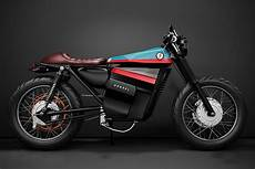Moto Cafe Racer Electrica model electric cafe racer 1 hiconsumption