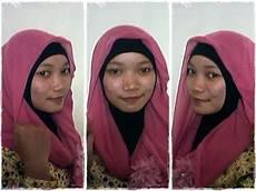 Model Jilbab Segi Empat Terbaru