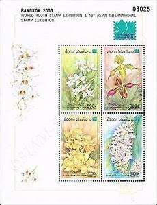 bangkok 2000 orchids 178c mnh ebay