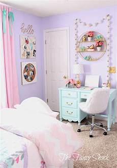 bedroom decor ideas pastel the fancy shack pastel room makeover