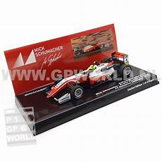 2018 Mick Schumacher F3 1 43 Minichs Resin