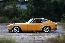 Datsun 240Z Owner Left No Bolt Unsnapped  Fairlady Z