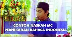 Mc Malvorlagen Bahasa Indonesia Contoh Naskah Mc Acara Pernikahan Bahasa Indonesia Muda