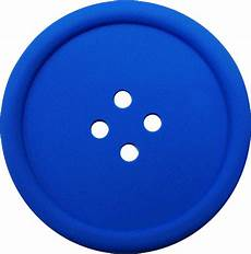 Blue Sewing Button With 4 Png Image Purepng Free