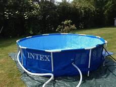 piscine autoport 233 e tubulaire pas cher