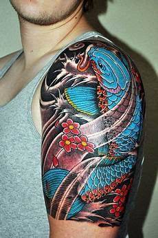 koi fish tattoos for men ideas and inspiration for guys