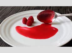 Raspberry Sauce image