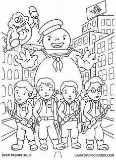 Playmobil Ausmalbilder Ghostbusters Ghostbusters Colouring Pages Ghostbusters Birthday